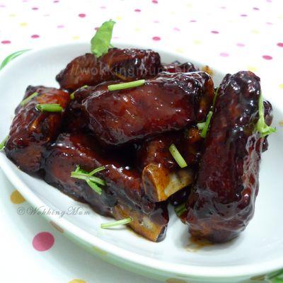 Sauces for pork spare ribs recipes