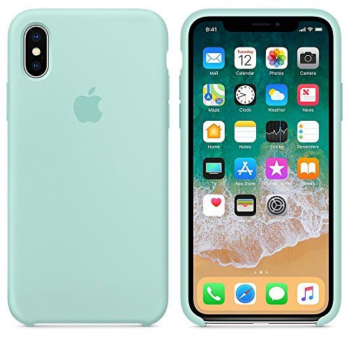 AIWE Newest Coque iPhone X/10 Coque Silicone Liquide Ultra-Mince ...