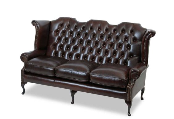 Chesterfield einrichtung  Chesterfield Sofa Crawford | Chesterfield Sofas | VON WILMOWSKY ...