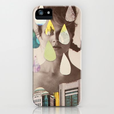deux iPhone Case by cardboardcities - $35.00