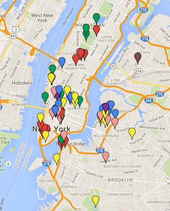 Meu Roteiro: Nova York | Danielle Noce