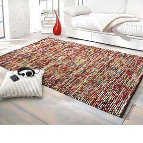 "Living Teppich ""Kunterbunt"" 120 x 180 cm, bunt"