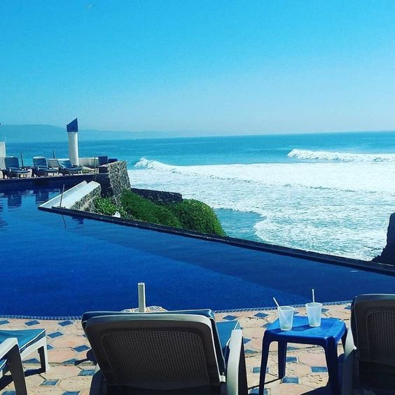 This is life, this is Rosarito Beach, this is Las Rocas Resort & Spa Rosarito! Adventure by mmacorrie  #Baja #Mexico #Rosarito #vacation #enjoy #BC #pool #sea #seaside #beach