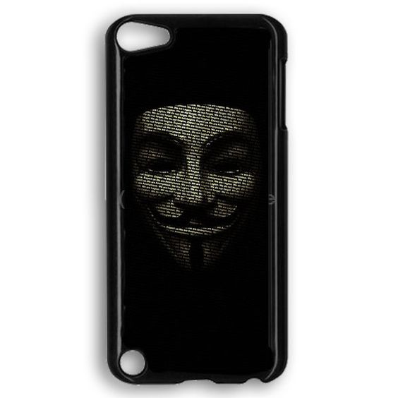V For Vendetta iPod Touch 5 Case