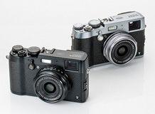 A compacta digital de terceira geração X100T prémio com primeiro telêmetro eletrônico do mundo | Fujifilm global