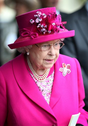 Queen Elizabeth, June 21, 2014 in Angela Kelly | Royal Hats...Royal Ascot Day 4....Posted on June 21, 2014 by HatQueen