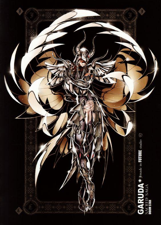 Males Saint Seiya Future Studio Saint Seiya Future Studio Spectre Garuda Aiacos