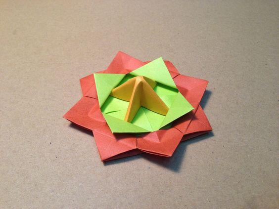 ハート 折り紙 折り紙 おもちゃ 作り方 : jp.pinterest.com