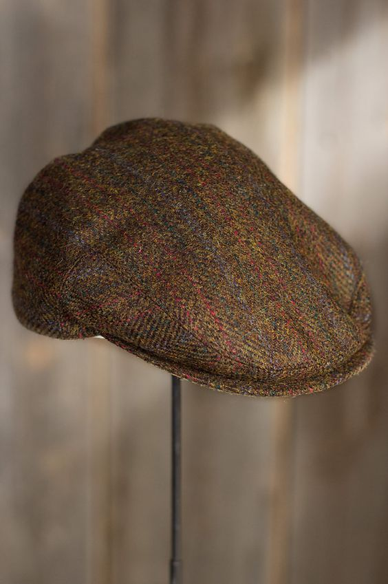Benson Goorin Brothers Wool Ivy Cap by Overland Sheepskin Co. (style 79789)