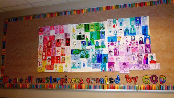 Texas Art Teacher: First day of school ideas