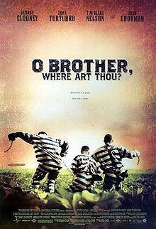 O Brother, Where Art Thou? One of my all time favorite movies!♥