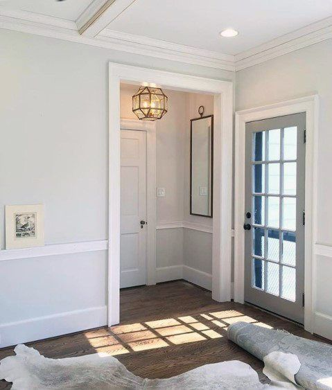 Top 70 Best Chair Rail Ideas Molding Trim Interior Designs Cool Chairs Moldings And Trim Home