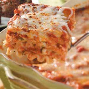 Heavenly chicken lasagna recipe