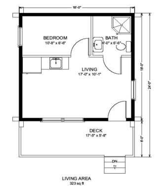 Small Log Cabin Floor Plans Cedar Knoll Log Homes