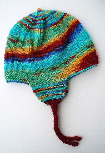 Ravelry: The Hudson Hat! pattern by Lindsay Baker