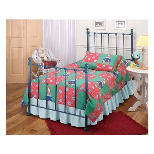 Hillsdale 1088BTW Molly Bed Set - Twin - Rails not included