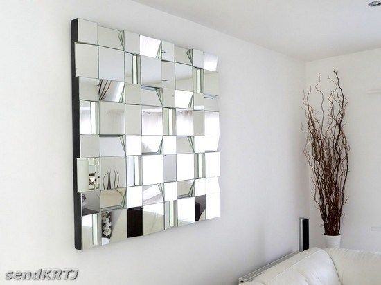 Decorative Mirror Design Ideas Beautify Your Living Room And