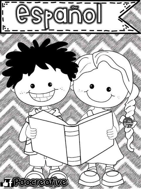 Tu Tarea Portada Caratulas Para Cuadernos Escolares