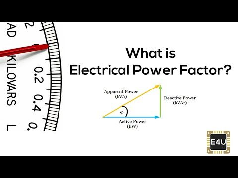What Is Power Factor Correction Formula Definition Power Factors Electricity