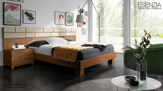 ESENZIA - Dormitorio