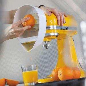 Die #KitchenAid Zitruspresse, für die einfache Zubereitung frischer Fruchtsäfte.