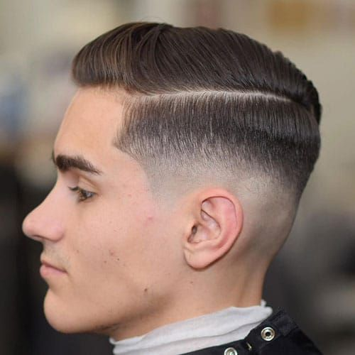 21 Best Mid Fade Haircuts 2020 Guide Medium Fade Haircut Mid Fade Haircut Low Fade Haircut