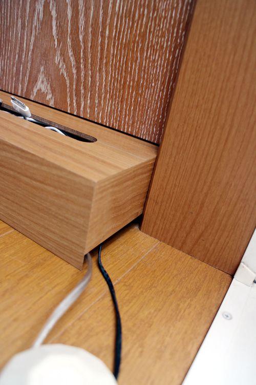 ティッシュケースが意外なものに ティッシュケース 収納ケーブルボックス ティッシュ