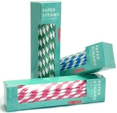 great site for striped straws, cheap...$1.99 for 144!