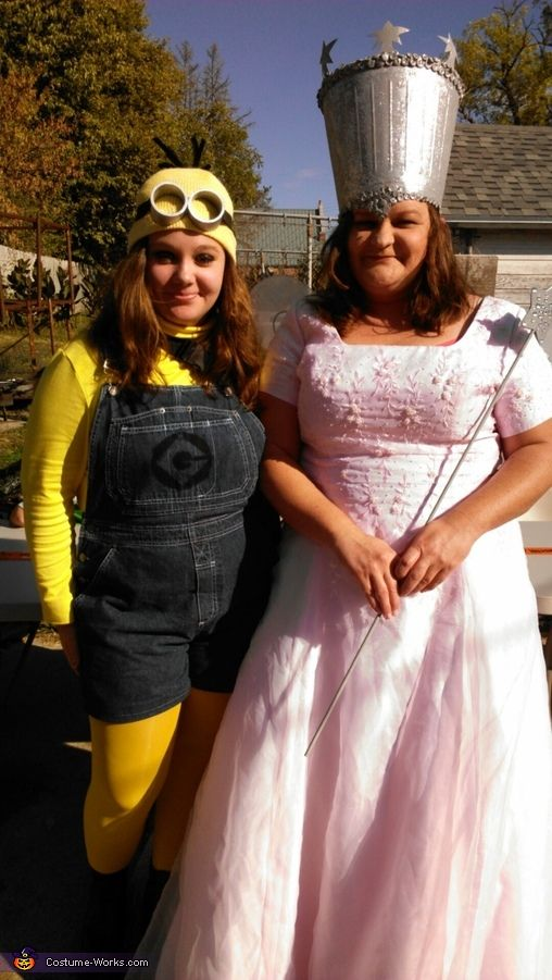 Glinda The Good Witch Costume | Halloween costume contest, Costume ...