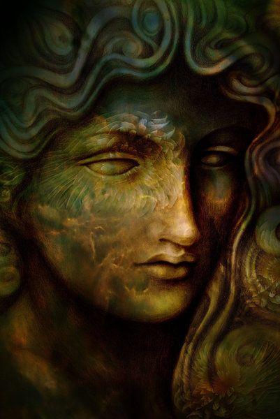 Persephone by OoooKATIoooO (print image)