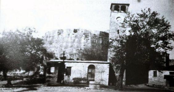 Το Κάστρο και το Ρολόϊ της Άρτας στα τέλη του 19ου αιώνα