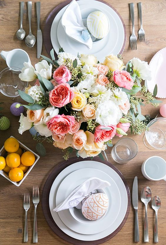 An Easter Brunch with Crate and Barrel - Sugar and Charm - sweet recipes - entertaining tips - lifestyle inspiration