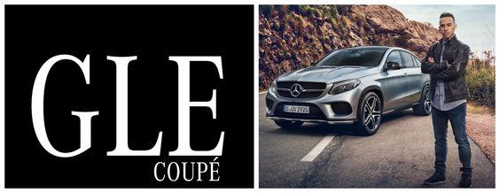 Conoce y apasiónate por la nueva GLE Coupé, de mano del Campeón de F1, Lewis Hamilton.