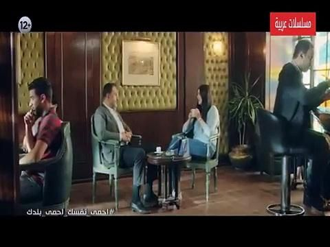 مسلسل خيانة عهد الحلقة 22 Talk Show Talk Scenes