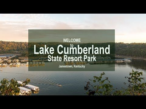 Lake Cumberland Cabins And Campsites As Well As The Lure Lodge Offer Easy Access To Lake Cumberland Fishing Cumberland Lake Lake Cumberland Kentucky Cumberland