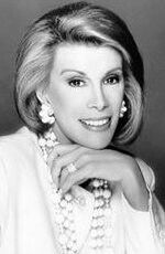 Joan before all the plastic surgery and botox. She was really pretty and still is.