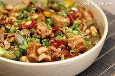 PANELATERAPIA - Blog de Culinária, Gastronomia e Receitas: Frango Xadrez