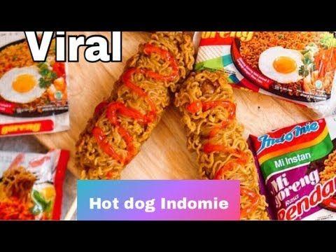 Resep Hot Dog Indomie Jajanan Viral 2018 Ully Iffah Youtube Resep Hot Dog Makanan Jalanan Makanan Dan Minuman