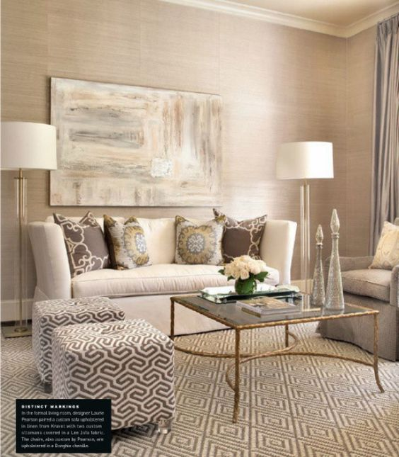 how to add color to a neutral living room the world s catalog of ideas 28323