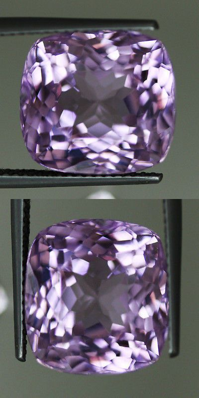Kunzite 110798: 15.84Ctsbuy Confidence Flawless! Natural Earthmind Purple Afghanistan Kunzite BUY IT NOW ONLY: $179.99