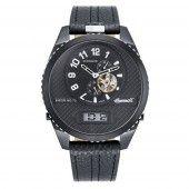 Ingersoll Herren Uhr Armbanduhr Automatik Bison N0.73 IN1716BBKW