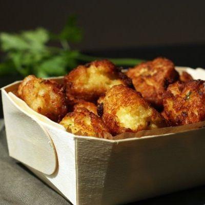 Accras de morue, recette pas à pas #recette #accras #facile