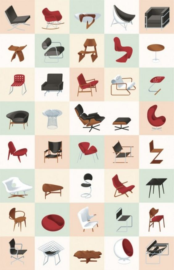 Mid-Century - Chairs