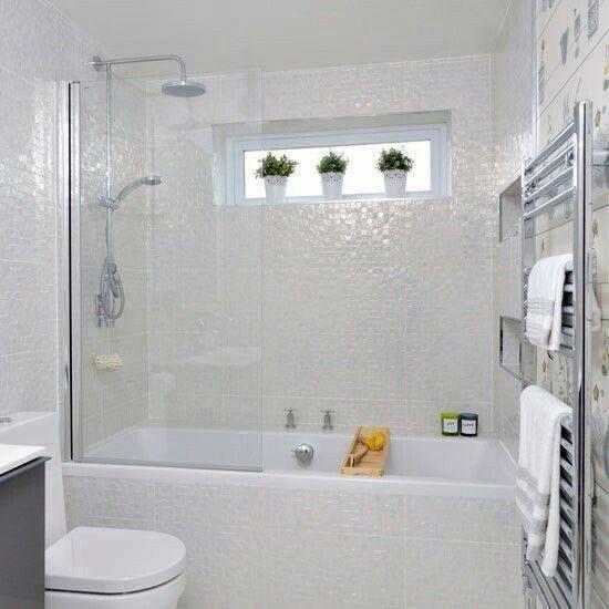 Top 60 Best Bathtub Tile Ideas Wall Surround Designs Small White Bathrooms Small Bathroom Design Bathroom Design Small