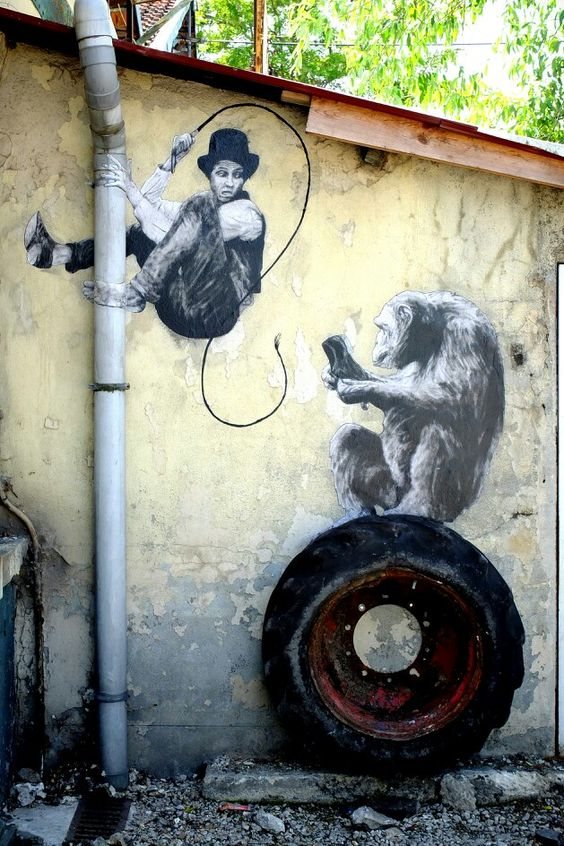Levallet - street art - In situ art festival, Fort d'Aubervilliers (17 mai au 14…