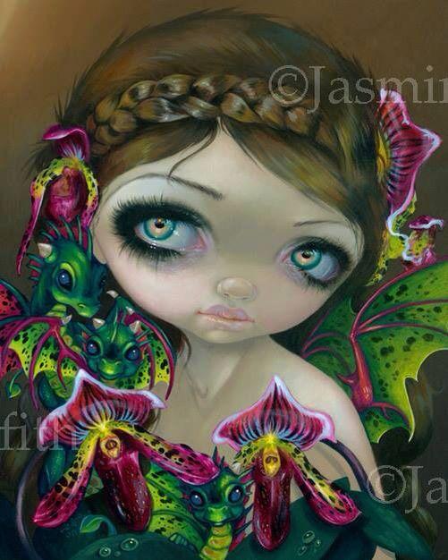 Jasmine Becket Griffith
