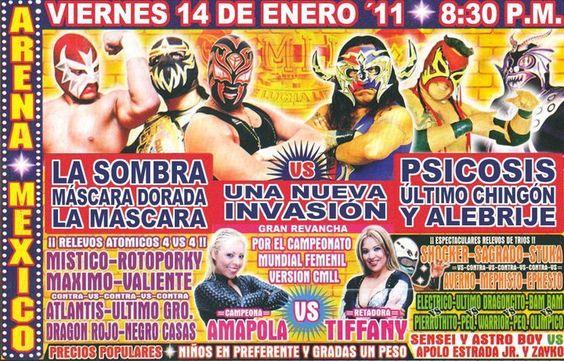 ¡Lucha Libre! - http://www.onwardsandupwards.co/uncategorized/lucha-libre/