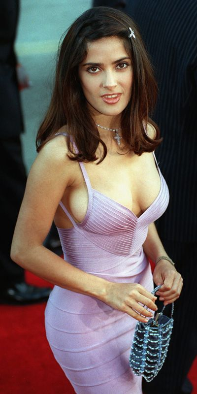 Salma Hayek Nude Photos and Videos | #TheFappening
