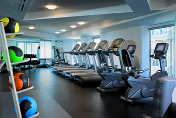 Ideal •WORKOUT Center • Stay in Shape for all the GREAT Food • San Francisco has to Offer