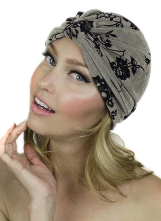 ... Burnout Stretch Knit Full Turban Headband Headwrap 83597 | USTrendy